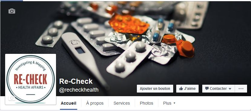 Bienvenue sur Re-Check!