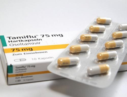 Tamiflu® – oseltamivir